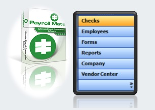 Payroll Mate prints forms W2, W3, 941, 943, 944, 1099 and 1096